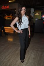 Soha Ali Khan at the Premiere of War Chhod Na Yaar in Mumbai on 10th Oct 2013 (34)_52580569e3255.JPG