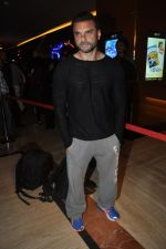 Sohail Khan at the Premiere of War Chhod Na Yaar in Mumbai on 10th Oct 2013 (4)_525805890acc5.JPG