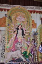at Dona Ganguly_dance performance at Durga pooja in Mumbai on 10th Oct 2013 (56)_5257741e311c5.JPG