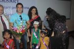 Salman Khan meets special kids at holy family hospital in Mumbai on 11th Oct 2013 (8)_525a16910afb2.JPG