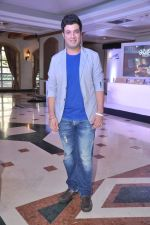 Varun Sharma at Fukrey Game Launch in Mumbai on 12th Oct 2013 (40)_525a358440d6a.JPG