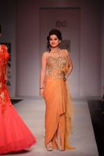 Anjali Abrol walks for SOLTEE BY SULASKSHANA at Wills day 5 on WIFW 2014 on 13th Oct 2013 (109)_525cb7234db54.JPG
