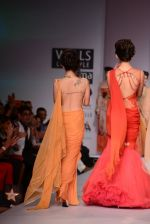 Model walks for SOLTEE BY SULASKSHANA at Wills day 5 on WIFW 2014 on 13th Oct 2013 (1)_525cb79fe3918.JPG