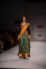 Raima Sen walks for Joy Mitra at Wills day 5 on WIFW 2014 on 13th Oct 2013 (36)_525cb55591c54.JPG