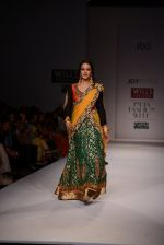 Raima Sen walks for Joy Mitra at Wills day 5 on WIFW 2014 on 13th Oct 2013 (35)_525cb54bc4eb5.JPG