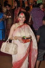 Rupali Ganguly at DN Nagar Durga utsav in Andheri, Mumbai on 14th Oct 2013 (89)_525cef7ae3aab.JPG