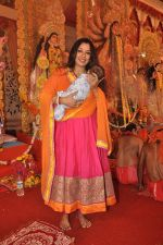 Rupali Ganguly at DN Nagar Durga utsav in Andheri, Mumbai on 14th Oct 2013 (91)_525cef97a6916.JPG