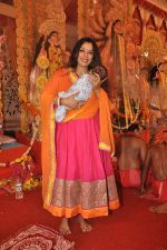 Rupali Ganguly at DN Nagar Durga utsav in Andheri, Mumbai on 14th Oct 2013 (92)_525cefa85087e.JPG