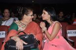 Saroj Khan, Shibani Kashyap at Mumbai Women_s Film festival launch in Worli, Mumbai on 14th Oct 2013 (60)_525cf6f49191b.JPG