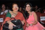 Saroj Khan, Shibani Kashyap at Mumbai Women_s Film festival launch in Worli, Mumbai on 14th Oct 2013 (62)_525cf5ea95dd8.JPG