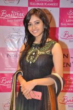 Asha Negi at Telly Calendar launch with Bawree Fashions to be shot in Malaysia on 15th Oct 2013 (1)_525fefa148cfc.JPG