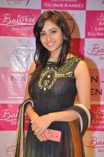 Asha Negi at Telly Calendar launch with Bawree Fashions to be shot in Malaysia on 15th Oct 2013 (153)_525fefc71262d.JPG