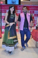 Asha Negi at Telly Calendar launch with Bawree Fashions to be shot in Malaysia on 15th Oct 2013 (159)_525ff00f31ff9.JPG