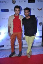 aditya Singh rajput at the relaunch of L_Officiel magazine in Trilogy, Mumbai on 16th Oct 2013 (15)_526000eee3ab5.JPG