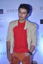aditya Singh rajput at the relaunch of L_Officiel magazine in Trilogy, Mumbai on 16th Oct 2013 (17)_526000f884689.JPG