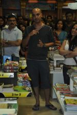 Abbas Tyrewala at Mansoor Khan_s debut book launch in Lower Parel, Mumbai on 17th Oct 2013 (11)_5260d71a898f1.JPG