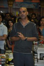 Abbas Tyrewala at Mansoor Khan_s debut book launch in Lower Parel, Mumbai on 17th Oct 2013 (12)_5260d7250042c.JPG
