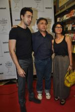 Kiran Rao, Imran Khan, Mansoor Khan at Mansoor Khan_s debut book launch in Lower Parel, Mumbai on 17th Oct 2013 (51)_5260d87603ae8.JPG