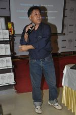 Mansoor Khan_s debut book launch in Lower Parel, Mumbai on 17th Oct 2013 (41)_5260d882ee31c.JPG