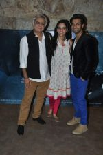 Prabhleen Sandhu, Raj Kumar Yadav, Hansal Mehta at Hansal Mehta_s Shahid screening in Lightbox, Mumbai on 17th Oct 2013 (29)_5260d6e349720.JPG