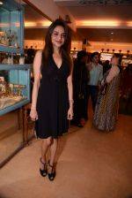 Madhoo Shah at Raveena Tandon and Roopa Vohra_s jewellery line launch in Mumbai on 18th Oct 2013 (173)_52621de34c591.JPG