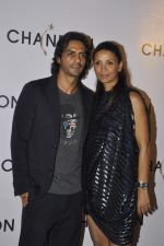 Arjun Rampal at Moet Hennesey launch of Chandon wines made now in India in Four Seasons, Mumbai on 19th Oct 2013