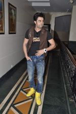 Manish Paul at Mickey Virus interview in Raheja Classique, Mumbai on 19th Oct 2013 (59)_5263db433005e.JPG