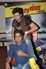 Manish Paul at Mickey Virus interview in Raheja Classique, Mumbai on 19th Oct 2013 (62)_5263db5394214.JPG