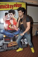 Manish Paul at Mickey Virus interview in Raheja Classique, Mumbai on 19th Oct 2013 (65)_5263db64e0525.JPG