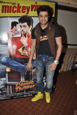 Manish Paul at Mickey Virus interview in Raheja Classique, Mumbai on 19th Oct 2013 (66)_5263db6d90889.JPG