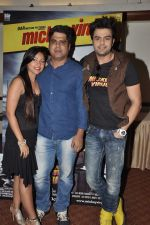 Manish Paul at Mickey Virus interview in Raheja Classique, Mumbai on 19th Oct 2013 (68)_5263db77398c3.JPG