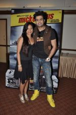 Manish Paul at Mickey Virus interview in Raheja Classique, Mumbai on 19th Oct 2013 (70)_5263db810f9bf.JPG
