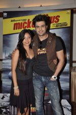 Manish Paul at Mickey Virus interview in Raheja Classique, Mumbai on 19th Oct 2013 (71)_5263db867ac85.JPG