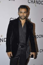 Sachiin Joshi at Moet Hennesey launch of Chandon wines made now in India in Four Seasons, Mumbai on 19th Oct 2013