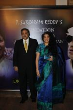 Satish Shah & wife at Yash Chopra Memorial Awards in Mumbai on 19th Oct 2013_5263d7046ee54.jpg