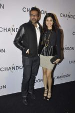 Shamita Shetty, Rocky S at Moet Hennesey launch of Chandon wines made now in India in Four Seasons, Mumbai on 19th Oct 2013