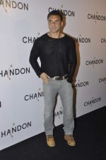 Sohail Khan at Moet Hennesey launch of Chandon wines made now in India in Four Seasons, Mumbai on 19th Oct 2013(392)_5263ee3c107cf.JPG
