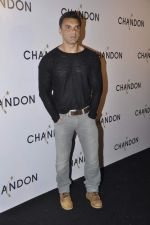 Sohail Khan at Moet Hennesey launch of Chandon wines made now in India in Four Seasons, Mumbai on 19th Oct 2013