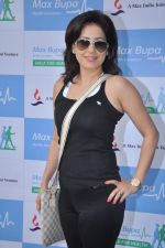 Amrita Raichand at Max Bupa walk for health in Bandra, Mumbai on 20th Oct 2013 (18)_526508c4d7849.JPG