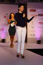 Kainaat Arora (Grand Masti Actress) at the  Femina Festive Showcase 2013 at R Mall..,,.,_52661f43cba01.JPG
