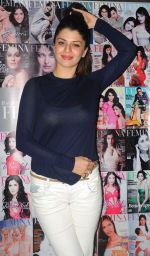 Kainaat Arora (Grand Masti Actress) at the  Femina Festive Showcase 2013 at R Mall..,,.._52661f46058b0.JPG