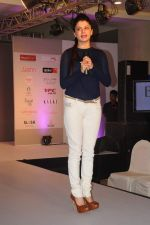 Kainaat Arora (Grand Masti Actress) at the  Femina Festive Showcase 2013 at R Mall..,.,,_52661f4aadded.JPG