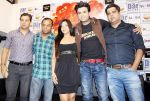 Manish Paul, Puja Gupta, Saurabh Varma at Mickey Virus promotions in Delhi on 21st Oct 2013 (13)_52666b0fb0e63.JPG