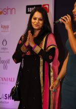 Sushmita Dann at the  Femina Festive Showcase 2013 at R Mall..._52662084417d3.JPG