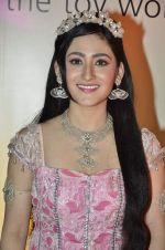 Aditi Sajwan at Toy Craft_s game launch based on SAB TV_s show Baal veer in Goregaon, Mumbai on 24th Oct 2013 (10)_526a0f0751637.JPG