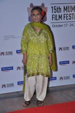 Deepa Mehta at 15th Mumbai Film Festival closing ceremony in Libert, Mumbai on 24th Oct 2013 (49)_526a3e576dde3.JPG