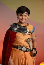 Dev Joshi at Toy Craft_s game launch based on SAB TV_s show Baal veer in Goregaon, Mumbai on 24th Oct 2013 (12)_526a3d4038ce5.JPG