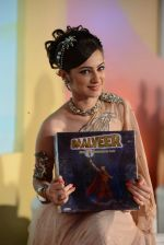 Lavina Tandon at Toy Craft_s game launch based on SAB TV_s show Baal veer in Goregaon, Mumbai on 24th Oct 2013 (17)_526a0fc6873a3.JPG