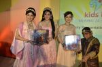 Lavina Tandon, Sharmilee Raj, Aditi Sajwan at Toy Craft_s game launch based on SAB TV_s show Baal veer in Goregaon, Mumbai on 24th Oct 2013 (16)_526a3da1d6193.JPG