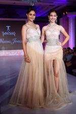 Navneet Kaur Dhillon, Purva Rana at Tanishq wedding collection event (1)_526c0471747ff.JPG